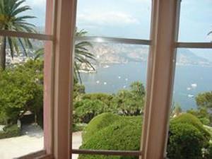 Pillantás a luxusba - látogatható villák a Cot d'Azure-ön