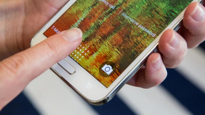 SAMSUNG Galaxy S5  Az ötödik S