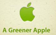 Zöldebb lesz az alma