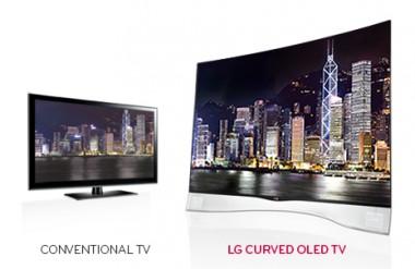 Az első oled TV az LG-től