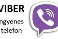 Viber 4.1.1.10 / Ingyenes telefon - Ingyenes szoftver