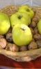 Az ősz gyümölcse a birs - Lekvár, sajt, befőtt